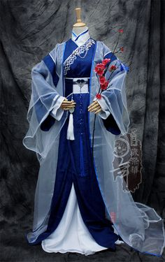 Korean Fashion Winter, Asian Fashion, Traditional Fashion, Traditional Dresses, Kimono Chino, Fantasy Dress, Chinese Clothing, Oriental Fashion, Kimono Fashion