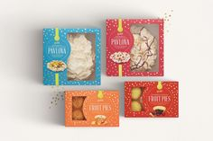 Woolworths Australia Gold Range on Packaging of the World - Creative Package Design Gallery