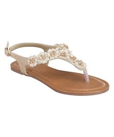 $14.99 Adorable Camel Joyce Sandals
