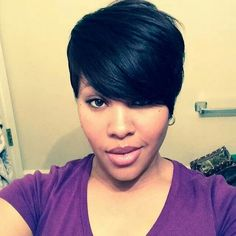 american-african-layered-bob-haircut2 - Exquisite Girl