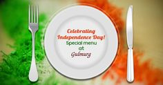 Let us salute those who fought for our freedom 69 years ago. Enliven the patriotic spirit of peace, pride and togetherness.....Bond with friends and family over a specially curated Independence Day Lunch & Dinner Menu at Gulmurg, located on level 1 at The Shalimar Hotel.