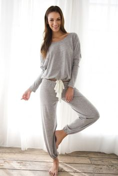 So in love with these pajamas.