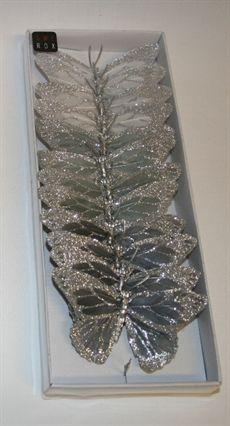 Fjärilar Silver