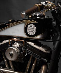 south garage motor company harley davidson sportster 883 opera custom motorcycle