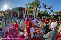 Outdoor Sikh Wedding Great Idea