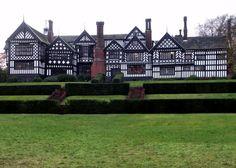 Bramall Hall, De Bromole and De Davenport families.