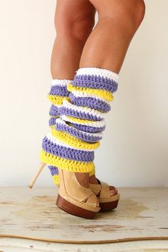 1000+ Images About Leg Warmers By Mademoiselle Mermaid On Pinterest | Leg Warmers Crochet Leg ...