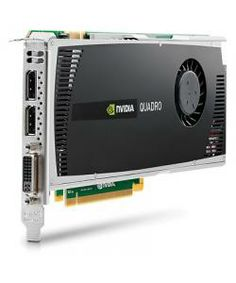 HP NVIDIA Quadro 4000 2.0GB Graphics Card (WS095AA): Accelerate your entire workflow with NVIDIA's High End Quadro 4000 graphics card: Up to 5X faster 3D application performance scaling over previous generation Quadro FX3800; GPGPU applications run 8X faster on Quadro GPUs compared to other processors Revolutionary Quadro GPU architecture; World's first GPU with Scalable Geometry and fast double-precision performance.  #HPGraphicsCard