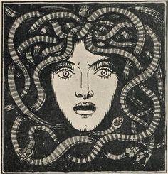 Medusa - Franz Stuck