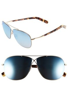 Free shipping and returns on Tom Ford 'April' 61mm Retro Sunglasses at Nordstrom.com. A signature crossover bridge adds impeccable refinement to Italian-made navigator sunglasses fitted with gradient lenses.