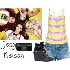 Jesy Little Mix Outfits, Polyvore, Image, Fashion, Moda, Fashion Styles, Fashion Illustrations