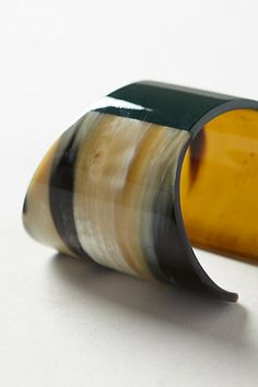 Banded Horn Cuff - anthropologie.com