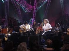 "Rod Stewart - Maggie May [Live Unplugged Video]  one of my favorite ""cruising"" songs"