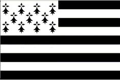 Le drapeau breton                                                                                                                                                                                 Plus