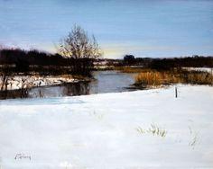 """Winter Sun"" - Peter Fiore"