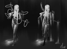 Character exploration , Magdalena Mieszczak on ArtStation at https://www.artstation.com/artwork/62dPw