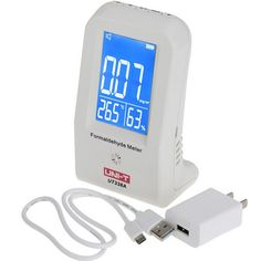 UNI-T UT338A High Precision Indoor Formaldehyde Data Logger Detector Thermometer Hygrometer Air Monitor