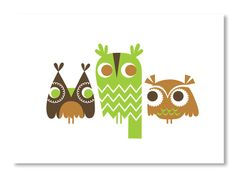 Owls for $17.99