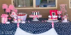 Classic Barbie Fashion Show Party {Mya's 3 Year Old Birthday Party ...