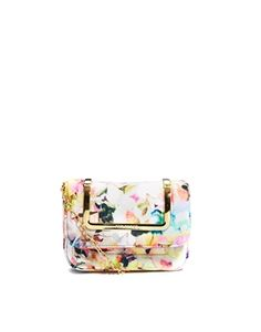 Ted Baker Electra Floral Small Across Body Bag