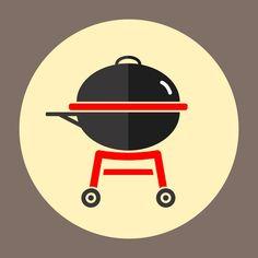 Flat BBQ by Santiago Barrionuevo