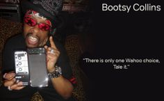 Bootsy Collins http://www.bootsycollins.com
