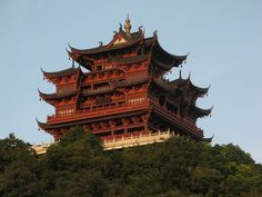 ancient chinese architecture - Hangzhou