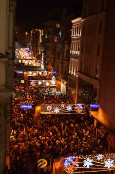 Taksim,crowded as you see.. #direngezi