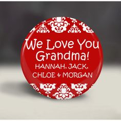 Pocket Mirror From I Love Trinkets  Personalized #Mothers #Day #Gifts from @Etsy