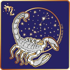 scorpion par Tatiana Kost
