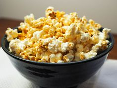 Just in time for the Super Bowl! Seven #popcorn flavors that are better than just plain butter.
