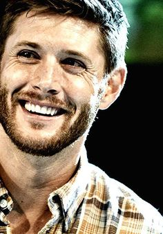 I may have already pinned this but I don't care <3 #JensenAckles #JIB2013