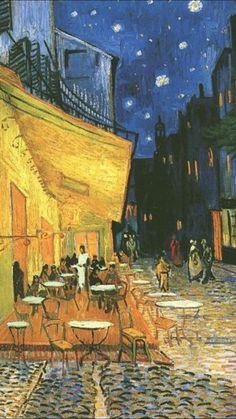 Lockscreens | Van Gogh's paintings lockscreens Like or reblog...