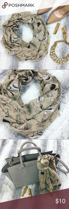 Jet Setter Scarf Selling this fabulous chiffon jet setter scarf. I absolutely LOVE scarves like this that can be worn several different ways. It can be worn around the neck or tied in the hair or tied on your handbag for an extra pop!! Such a great accessory. Still in excellent condition!! Vintage Accessories Scarves & Wraps