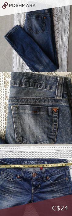 I just added this listing on Poshmark: Guess darker wash jeans. Plus Fashion, Fashion Tips, Fashion Trends, Dark Wash Jeans, Guess Jeans, D1, Skinny Jeans, Pocket, Denim