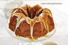 ciasto marchewkowo - kokosowe