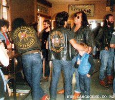 Pub full of gangs socialising