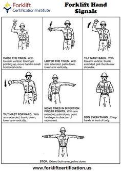23 best forklift training