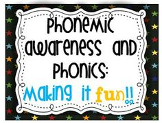 Phonemic Awareness and Phonics 1.0.1