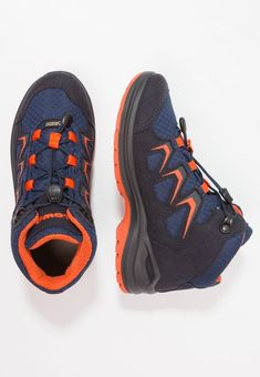 ad28cae4e65bf8 INNOX EVO GTX JUNIOR - Hikingschuh - navy orange   Zalando.de 🛒
