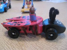 E's Lady Bug Racer for Awana Grand Prix 2009
