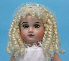 """Jean Nordquist's 12"""" French Fashion Belton style called """"Haidee"""" - from Jean Nordquist Designs @Doll Shops United  http://www.dollshopsunited.com/stores/jeannordquist/items/1304741/Jean-Nordquists-12-French-Fashion-Belton-style-called#dollshopsunited"""