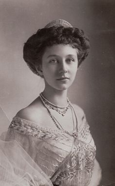 Princess Victoria Louise of Prussia, c. 1900s