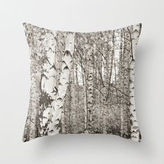 #forest #birches #outdoor #nature #adventure #winter #photography #blackwhite #monochrom #abstract #modern #framed #black #white #print #poster #canvas #pillow
