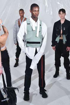 Heliot Emil Men's Spring-Summer 2018 Collection | New York Fashion Week Men's