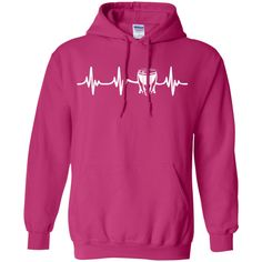"""Treat yourself or make this cool Timpani Heartbeat Hoodie the perfect gift for your family or friends. - ONLINE EXCLUSIVE for everyone who loves timpani - select your Style/Color/Size and click """"ADD T"""