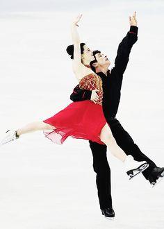 2014 OG Sochi Team event FD - The Seasons (silver medalists)
