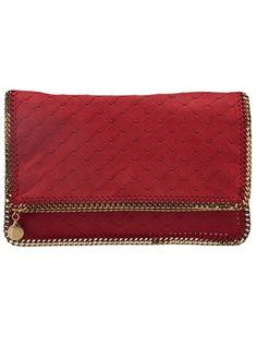 STELLA MCCARTNEY - Clutch vermelha. 6