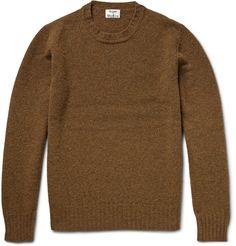 Acne Studios Jena Wool Sweater | MR PORTER