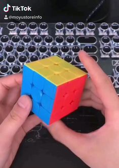 Rubiks Cube Algorithms, Engineering Plastics, Cube Pattern, Improve Yourself, Projects To Try, Gadgets, Kids, Fun Party Games, Lifehacks